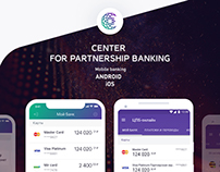 CPBank Application iOS. Android