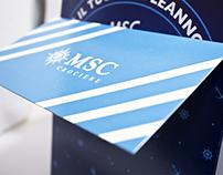 MSC Cruises Buon Compleanno – Visibility