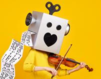 Robots Love Music