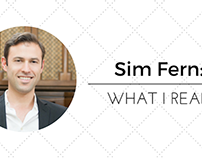 Sim Fern: What I Read