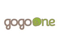 GOGOONE -organic baby product branding