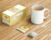 Chahala Tea Branding