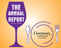 Cinnamon Grand Annual Report Proposal