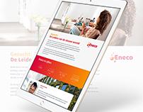 Eneco Recruitment Landingspage