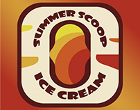 Summer Scoop (Logo)