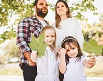 Deborah+Marcelo = Thaís e Melissa | Ensaio Família