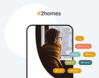 2homes. Product visual language