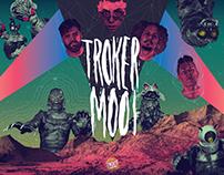 Mooi + Troker tour posters