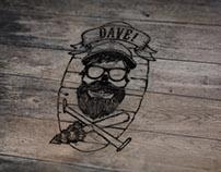 Dave Corporate Identity