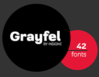 Subtly neutral with fun on top. Try Grayfel.