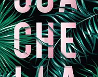 3-fold Coachella Poster