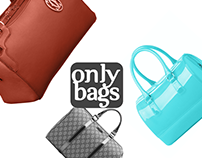 Only Bags | Website, Branding, Social media