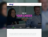 Careers at ding*