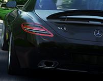 SLS  render