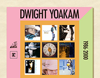 Dwight Yoakam Reprise Albums Collection