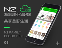 N2 Family Cloud Disk