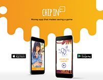 Chip In: Hybrid Mobile Development of Save Up Money App