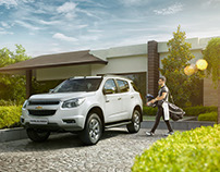 Chevrolet Trailblazer _ Launch Campaign