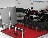 Yamaha Motorbike 3S outlet Design
