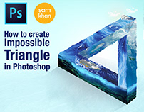 The Impossible Triangle - Advanced Photo Manipulation