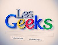 Les Geeks - Générique