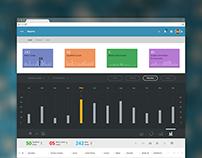 UX/UI Designing web portal