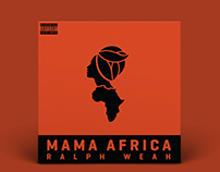 Ralph Weah - Mama Africa (Single Cover)