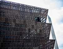 Architecture of the African American History Museum