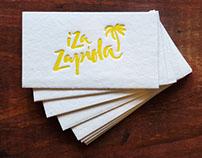Tarjetas personales / Iza Zapiola