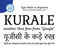 Kurale Devanagari - Free Google Web Font
