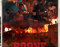 Boone: The Bounty Hunter - Editor