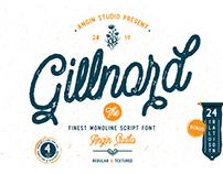FREE | Gillnord Vintage Script