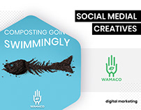 Social Media - Wamaco by BrandzGarage
