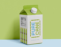 Pure Cane — Branding and Packaging