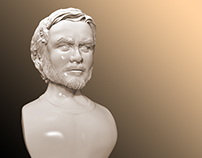 Self Portrait Bust