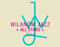 WILANÓW JAZZ ALL STARS 2014