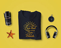 Fun Travel T-shirts / DWE Collection 2018