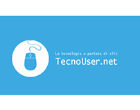 TecnoUser logo redesign