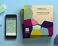 Estimote Indoor Location app