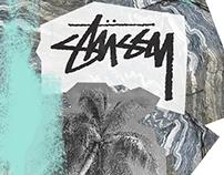 flyer Stussy X Akeem of Zamunda
