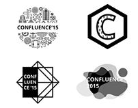 Confluence'15 Logo Explorations