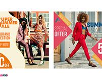 Fashion Social Media Template