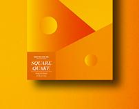 SQUARE QUAKE - color mix