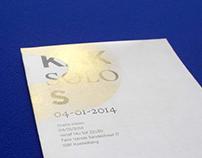 K.A.K.-Solo leaflet