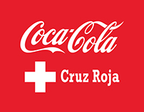 Coca Cola + Cruz Roja - % For Life