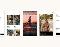 Vassia Kostara • E-Commerce redesign