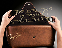 Ray Ban Honest Campaign AD CD