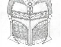 Альвалор | Alvalor. Concept Art (Helmets)