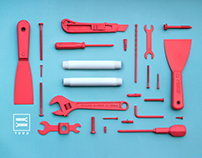 Branding for Gender Equal Hardware Store