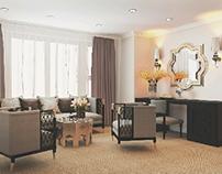 Suite Room Hotel - Concept